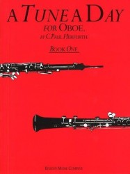 A Tune A Day For Oboe Book 1 (noty na hoboj)