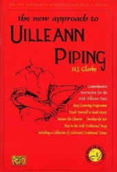 The New Approach To Uilleann Piping (noty na dudy) (+CD)