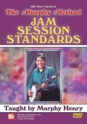 Jam Session Standards (instruktážní DVD pro banjo)