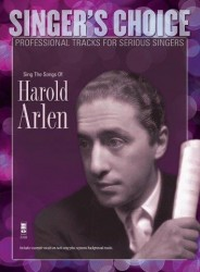 Singer's Choice: Sing The Songs Of Harold Arlen (noty na zpěv) (+CD)