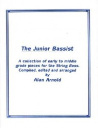 Alan Arnold: The Junior Bassist (noty na kontrabas)