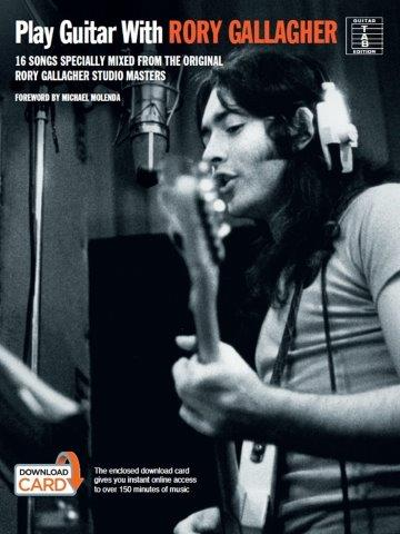 Play Guitar With... Rory Gallagher (noty, taby na kytaru) (+doprovodný download)