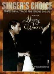 Singer's Choice: Sing The Songs Of Harry Warren (noty na zpěv) (+CD)