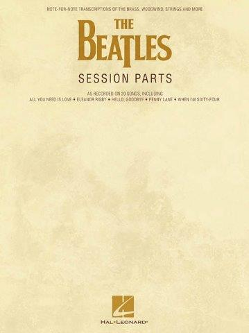The Beatles: Session Parts (noty, partitura)