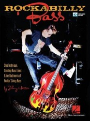 Johnny Hatton: Rockabilly Bass (noty na kontrabas)