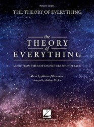 The Theory Of Everything (Teorie všeho): Music From The Motion Picture Soundtrack - Piano Solo Songbook (noty na sólo klavír)