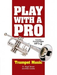 Play With A Pro: Trumpet Music (noty na trubku) (+download)