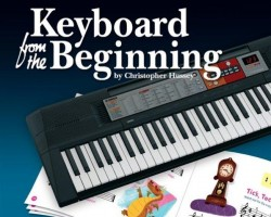 Keyboard From The Beginning (noty na keyboard)