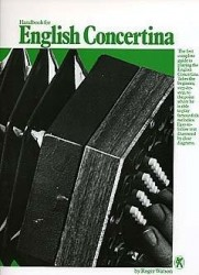 Handbook For English Concertina (noty na koncertinu)