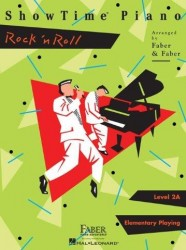 Faber Piano Adventures: Level 2A - ShowTime® Piano Rock 'n Roll (noty na sólo klavír)