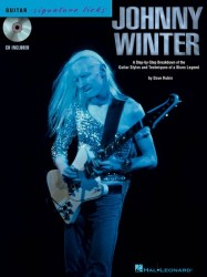 Guitar Signature Licks: Johnny Winter (tabulatury, noty, kytara)