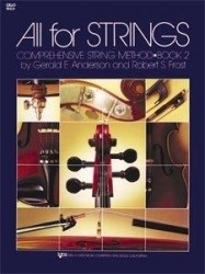 All For Strings Book 2 (Double Bass) (noty na kontrabas)