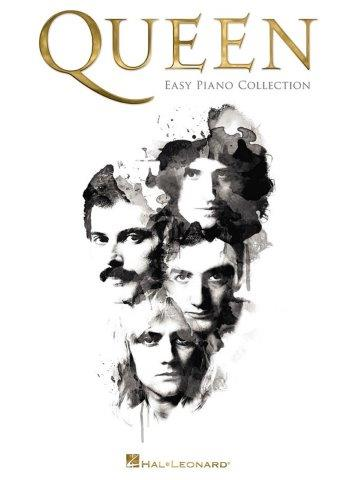Queen: Easy Piano Collection (noty na snadný sólo klavír)
