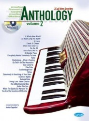 Anthology, Volume 2 (noty na akordeon) (+CD)
