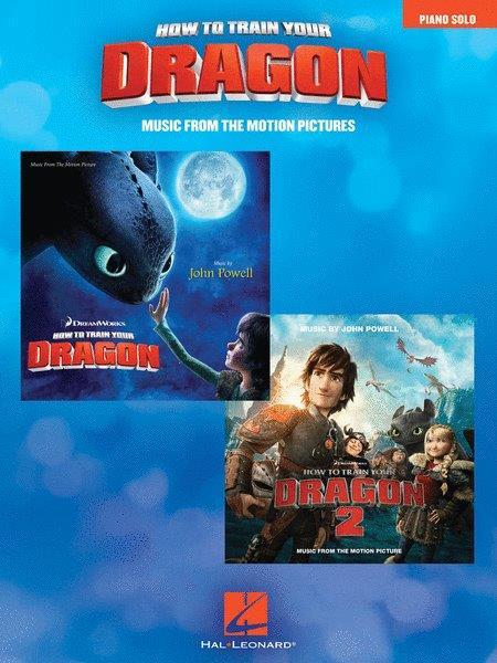 How to Train Your Dragon / Jak vycvičit draka 1 & 2 (noty ...