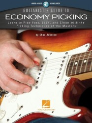 Guitarist's Guide To Economy Picking (noty, taby na kytaru) (+online audio)
