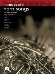 Big Book Of Horn Songs (noty na lesní roh)