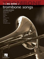Big Book Of Trombone Songs (noty na pozoun)