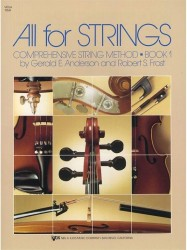 All For Strings Book 1 Viola (noty na violu)