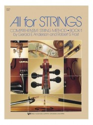 All For Strings Book 1 Violin (noty na housle)