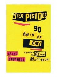 Sex Pistols: 90 Days At EMI (životopis v angličtině)