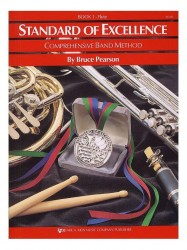 Standard Of Excellence: Comprehensive Band Method Book 1 (noty na příčnou flétnu)