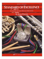 Standard Of Excellence: Comprehensive Band Method Book 1 (noty na klarinet)