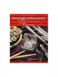 Standard Of Excellence: Comprehensive Band Method Book 1 (noty na trubku, kornet)