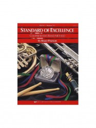 Standard Of Excellence: Comprehensive Band Method Book 1 (noty na baryton)