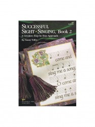 Successful Sight Singing Book 2: Vocal Edition (noty na zpěv)