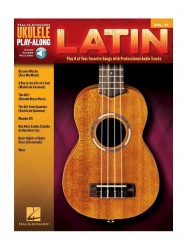 Latin: Ukulele Play-Along Volume 37 (noty, tabulatury na ukulele) (+online audio)