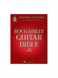 Rockabilly Guitar Bible (noty, tabulatury na kytaru)