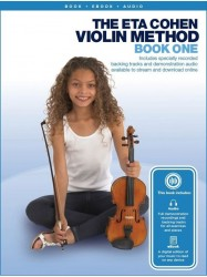 Eta Cohen: Violin Method Book 1 (Soundwise) (noty na housle) (+online audio)