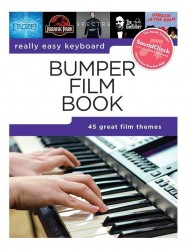 Really Easy Keyboard: Bumper Film Book (noty na keyboard) (+online audio & software)