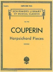 Francois Couperin: Harpsichord Pieces (noty na cembalo)