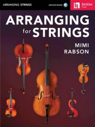 Mimi Rabson: Arranging For Strings (noty pro smyčce) (+online audio)