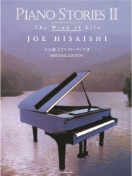 Joe Hisaishi: Piano Stories Volume 2 - The Wind Of Life (noty na sólo klavír)