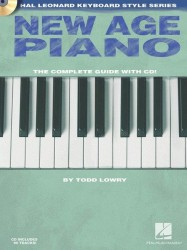 New Age Piano: The Complete Guide (noty na sólo klavír)(+CD)