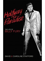 Halfway To Paradise: The Life Of Billy Fury (životopis v angličtině)