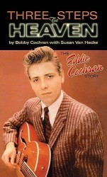 Three Steps to Heaven: The Eddie Cochran Story (životopis v angličtině)
