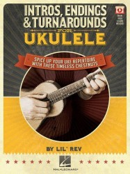 Lil Rev: Intros, Endings & Turnarounds For Ukulele (noty, tabulatury)(+online video)