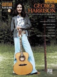 Guitar Play-Along Volume 142: George Harrison (noty, tabulatury na kytaru) (+online audio)