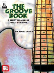 Marc Ensign: The Groove Book (noty na baskytaru) (+online audio)