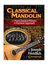 Classical Mandolin For Non-Classical Players - A Practical Approach (noty, tabulatury na mandolínu)