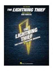 The Lightning Thief - The Percy Jackson Musical (noty na klavír, zpěv)