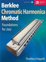 Berklee Method for Chromatic Harmonica (noty na harmoniku) (+online audio)