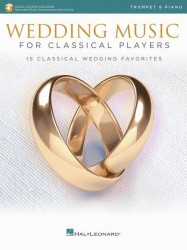 Wedding Music for Classical Players (noty na trubku, klavír) (+online audio)