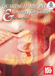 Quartal Harmony And Voicings For Guitar (noty, tabulatury na kytaru)