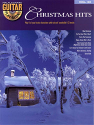 Guitar Play-Along 31: Christmas Hits (noty, tabulatury na kytaru) (+CD)