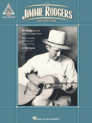 The Jimmie Rodgers Collection (noty, tabulatury na kytaru)